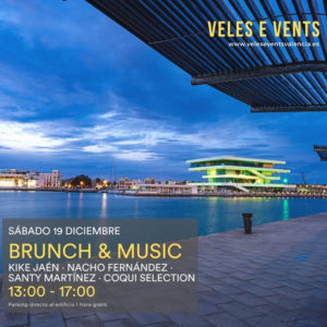 Brunch & Music VELES E VENTS