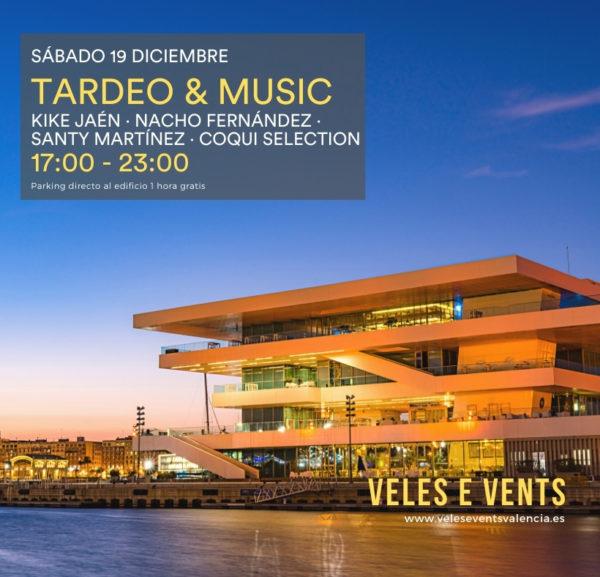 Tardeo & Music VELES E VENTS